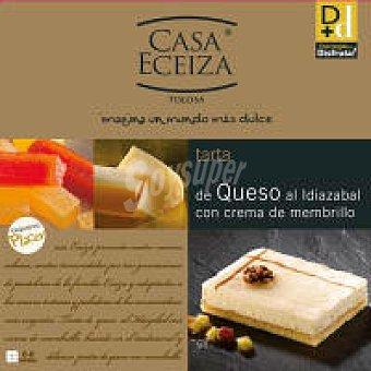 Casa Eceiza Tarta de queso idiazabal Caja 600 g