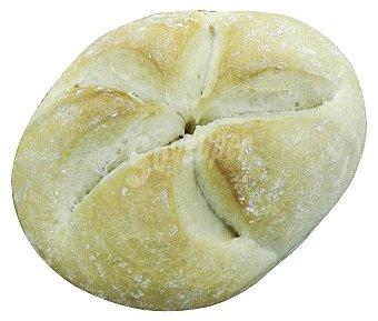 Mercadona Panecillo viena redondo (venta por unidades) 1 u 80 g