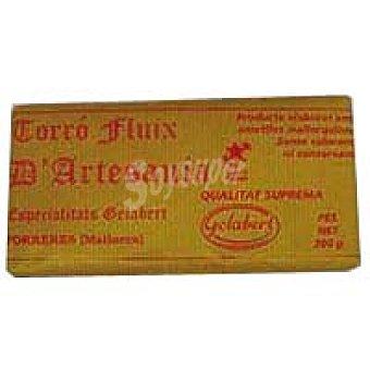 Gelabert Turrón Fluix D'artesania Caja 300 g