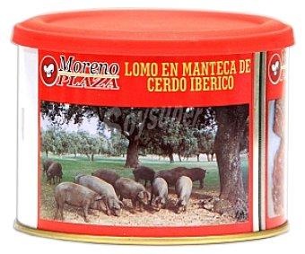 EMBUTIDOS MORENO Lomo en manteca blanca Lata de 500 Gramos