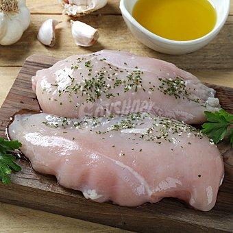Coren Pechuga de pollo marinada Bandeja de 400 g