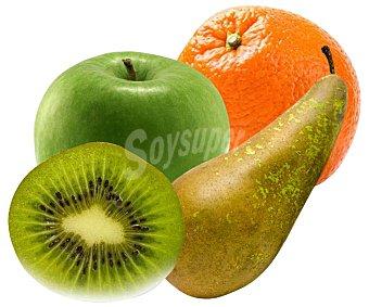 Surtido de fruta ecológica 850 g