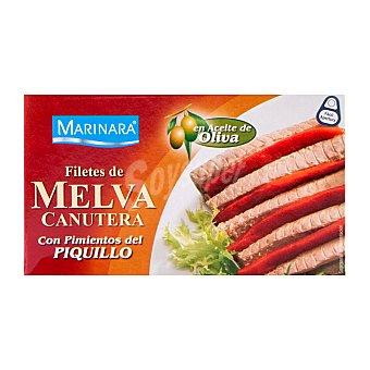 Marinara Melva canutera filete pimiento piquillo Lata 90 g escurrido 65 g