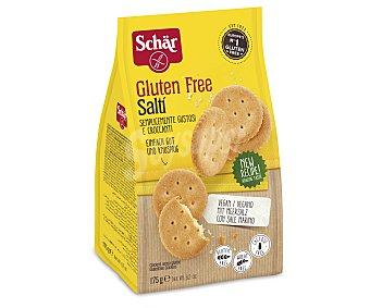 SCHAR Galletas saladas sin gluten 175 gramos