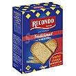 Pan tostado tradicional Paquete de 270 g Recondo