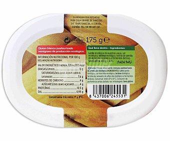 Casa Grande de Xanceda Queso cremoso ecológico 175 gramos