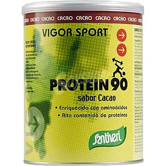 SANTIVERI Vigor Sport Protein 90 Sabor cacao Bote 225 g