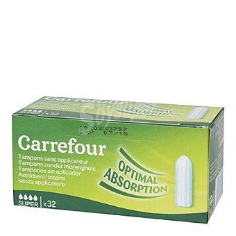 Carrefour Tampones Super 32 ud