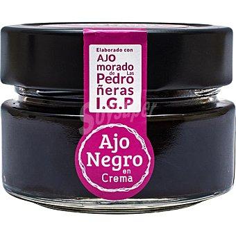 J.R. Suárez ajo negro en crema tarro 120 g