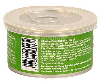 CEREAL BIO Paté vegetal ecológico de champiñones 125 gramos