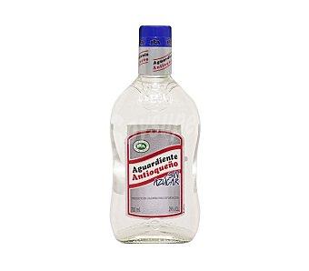 Antioqueño Aguardiente blanco sin azúcar Botella 70 cl