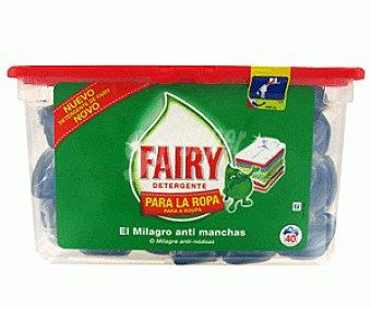 Fairy Detergente Concentrado para la ropa 40d