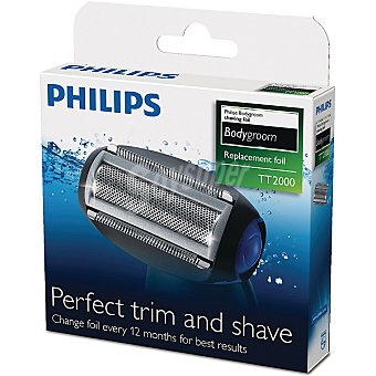Philips TT200/43 recambio para afeitadoras bodygroom