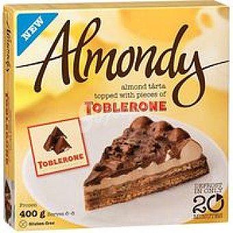 Almondy Tarta de almendras Toblerone Caja 400 g