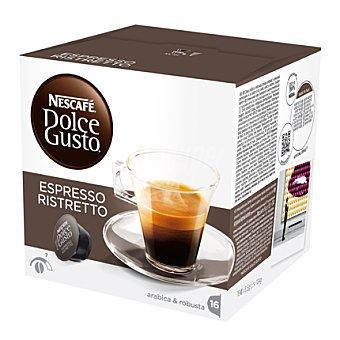 Dolce Gusto Nescafé Café Ristretto Caja 16 Cápsulas