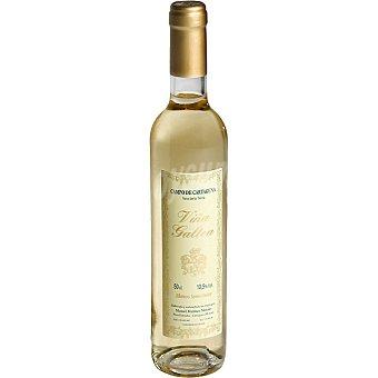 VIÑA GALTEA Vino blanco moscatel semidulce de la Tierra de Cartagena Botella 75 cl