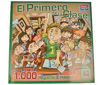 Falomir juegos Juego de mesa de preguntas y respuestas, El primero de la clase, más de 2 jugadores juegos El 1º de la clase