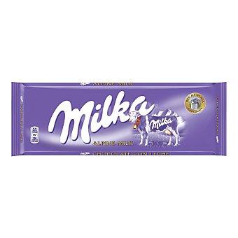 Milka Chocolate con leche Tableta 300 g