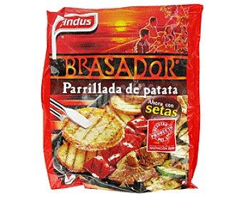 Findus Parrillada con patatas Brasador 400g