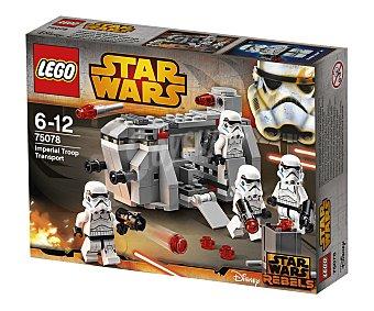 LEGO Juego de construcciones Star Wars Rebel Transporte de tropas imperiales, modelo 75078 1 unidad
