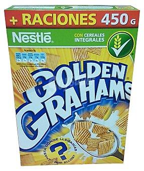 Golden Grahams Nestlé Cereal maíz trigo  Caja 450 g