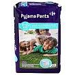 Pants noche Talla 8-15 años (27-57 Kg) 12 ud 12 ud Carrefour Kids