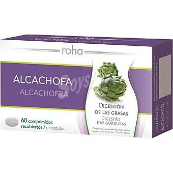 Roha Alcachofa digestion de las grasas caja 60 comprimidos 60 comprimidos