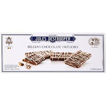 JULES DESTROOPER Biscuits de canela con chocolate estuche 100 g Estuche 100 g