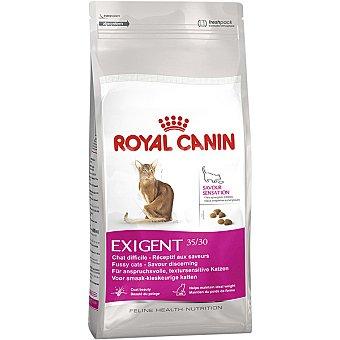 Royal Canin Exigent 35/30 pienso completo para gatos adultos de apetito exigente con preferencia al sabor Bolsa 2 kg