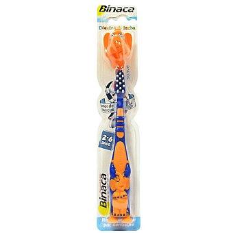 Binaca Cepillo dental Aquafresh infantil para dientes de leche blister 1 unidad 1 unidad