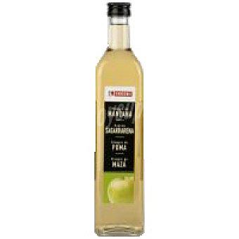 Eroski Vinagre de manzana Botella 75 cl