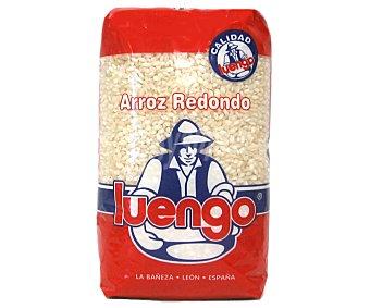 Luengo Arroz redondo Paquete 1 kg