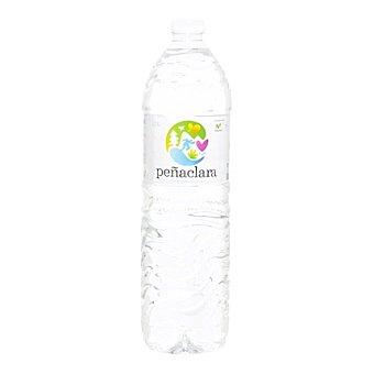 Peñaclara Agua mineral Botella 1,5 litros