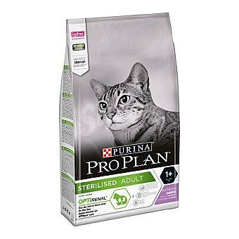 Purina Pro Plan Pienso para gatos esterilizados optirenal de pavo Saco 1,5 kg