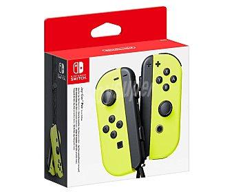 Nintendo Mando Joy-Con izquierda y derecha para Switch Amarillo, NINTENDO.