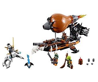 LEGO Juego de construcciones con 294 piezas Zepelín de asalto, ref. 70603, incluye 3 figuras Ninjago 1 unidad