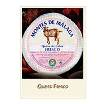MONTES DE MÁLAGA Quesos fresco 610 g