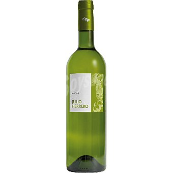 Julio herrero Vino blanco de Madrid botella 75 cl Botella 75 cl