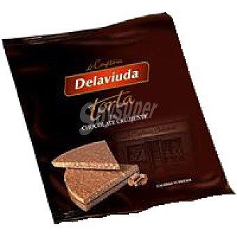 Delaviuda Torta de chocolate crujiente Bolsa 150 g