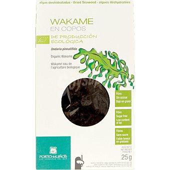 Porto Muiños Alga wakame deshidratada 25 g