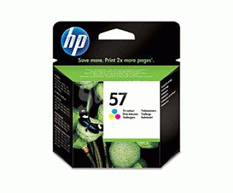 HP Cartuchos de Tinta 57 Color 1 Unidad