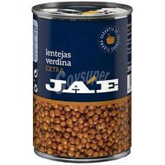 JA'E Lenteja cocida Lata 250 g