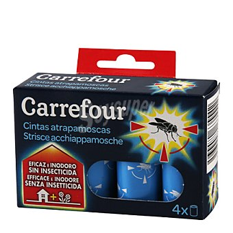 Carrefour Cintas atrapamoscas 1 ud