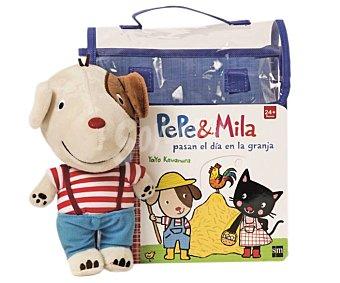 Editorial SM Pepe y Mila pasan el día en la granja. YAYO YAWAMURA, Género: Infantil, Editorial: