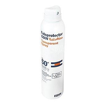 Isdin Fotoprotector Pediatrics transparente spray FP 50+ 200 ml