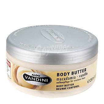 Aldo Vandini Crema corporal vainilla y macadamia 200 ml