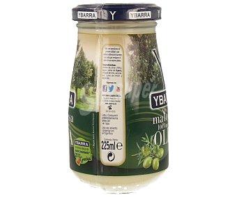 Ybarra Mayonesa 100% aceite de oliva, 225 mililitros