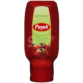 Prima Ketchup ecológico 350 g