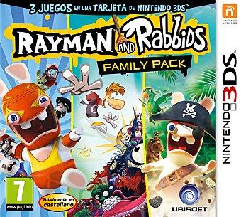 UBISOFT Rayman &... 3DS 1u