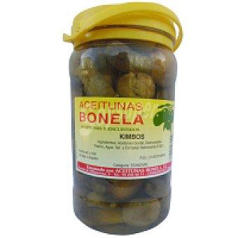 BONELA Aceitunas rellenas con pepinillo 600 g